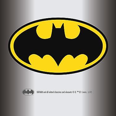 Noir//Jaune jusqu/à jusqu/à 14 Ans Zoggs Batman 3D Silicone Cap Bonnet de Bain Jeunesse Unisexe