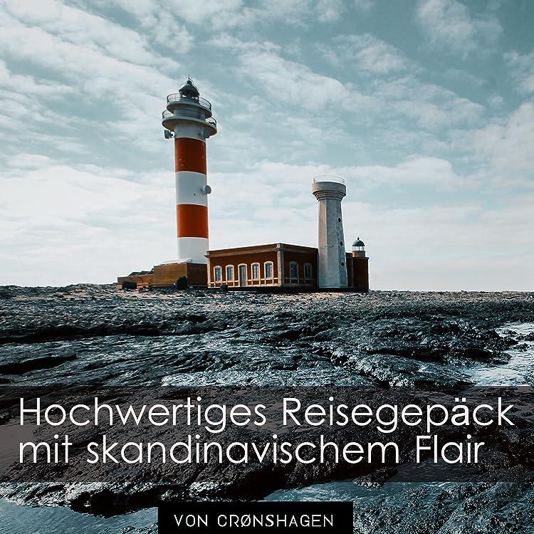 Reisen Reisekoffer & -taschen Von Cronshagen Matteo Bordtrolley 55 Cm