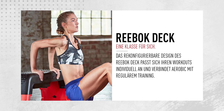 Amazon.de Reebok Fitness Reebok Deck