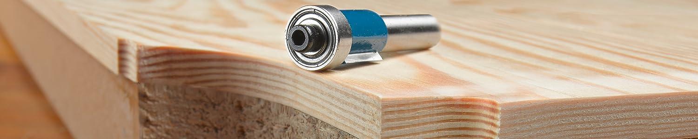 KWB 49754620 Fresa recta MD para corte madera
