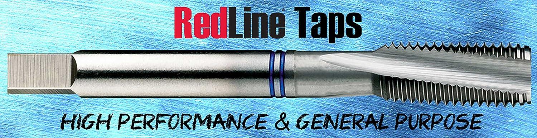 H3 Thread Limit Bottom Tap RTY1265 RedLine Tools 1//4-20 Form Thread