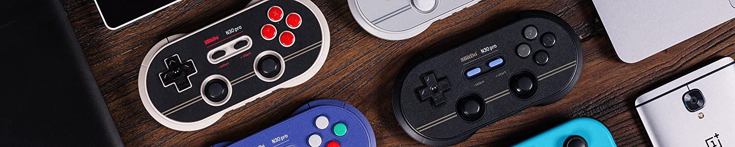 by          8Bitdo header