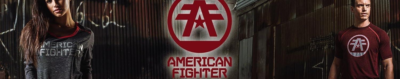 American Fighter header