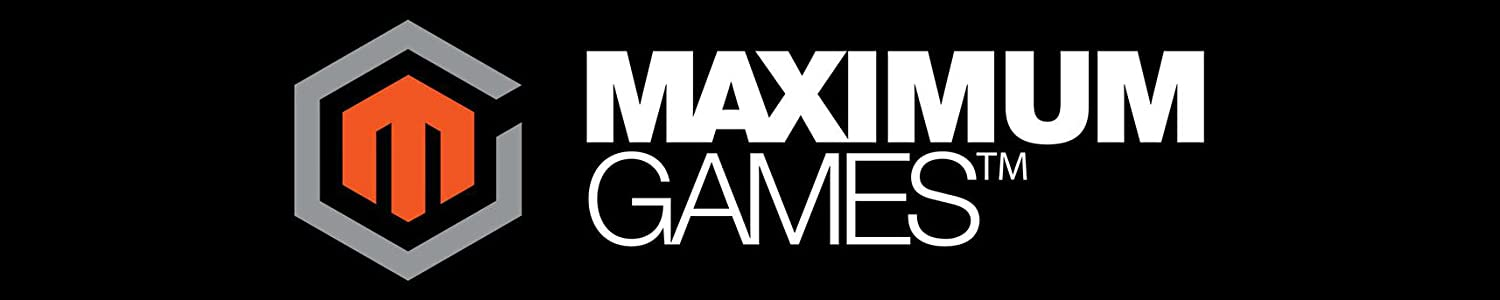 Maximum Games header