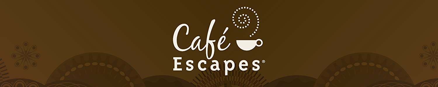 Café Escapes header