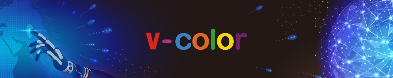 V-COLOR COLOR YOUR LIFE image