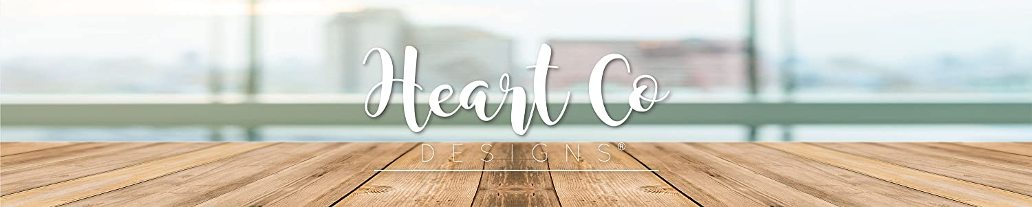 Heart Co Designs header