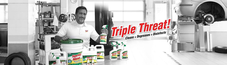 Spray Nine image