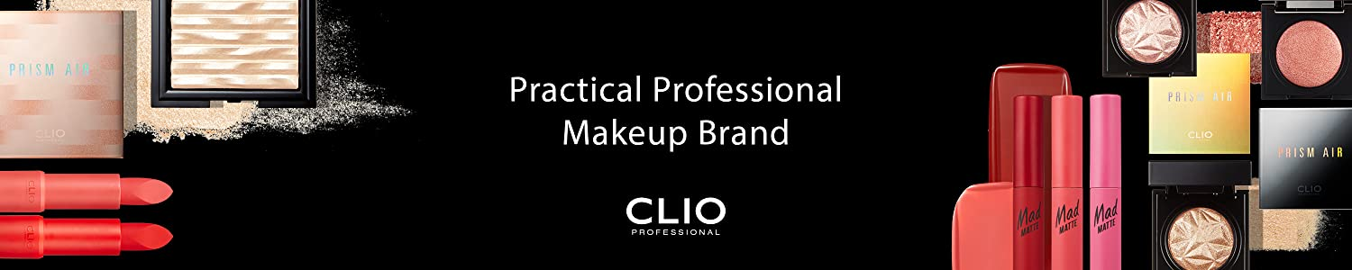 CLIO PROFESSIONAL header