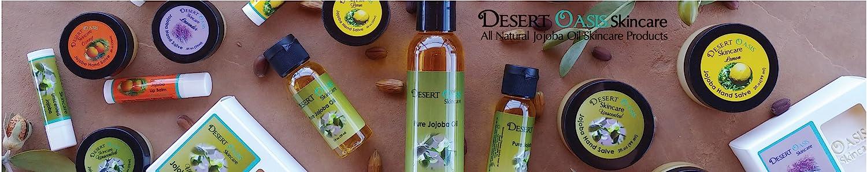 Desert Oasis Skincare header