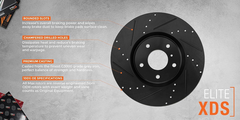 Max Advanced Brakes >> Amazon Com Max Advanced Brakes