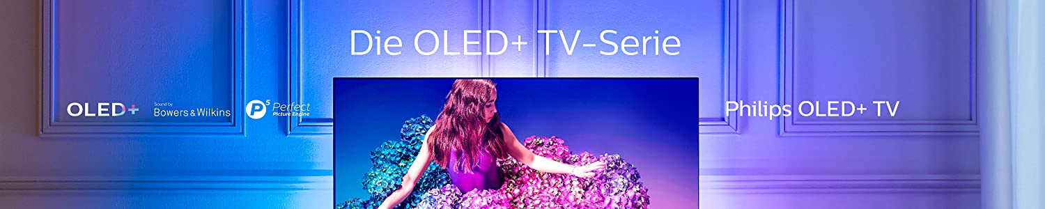 : Philips TV: OLED+ TV Serie