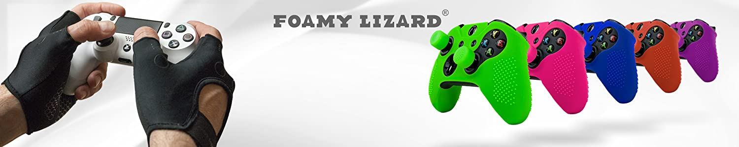Foamy Lizard image