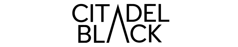 Citadel Black header
