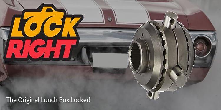 Powertrax 2413-LR Lock-Right Dana 44