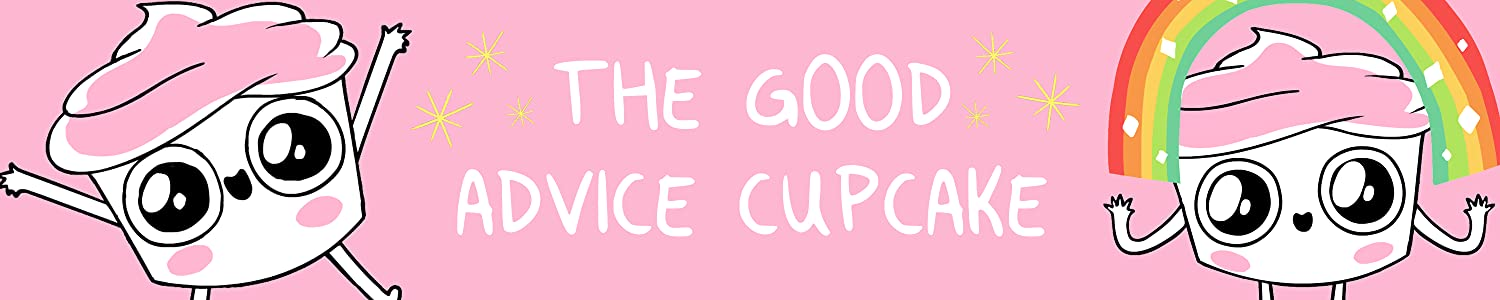 Amazon com: Shop Buzzfeed: The Good Advice Cupcake