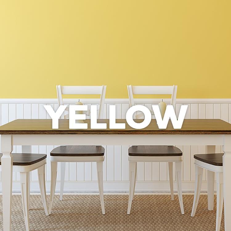 Amazoncom Glidden Yellow Paint Colors