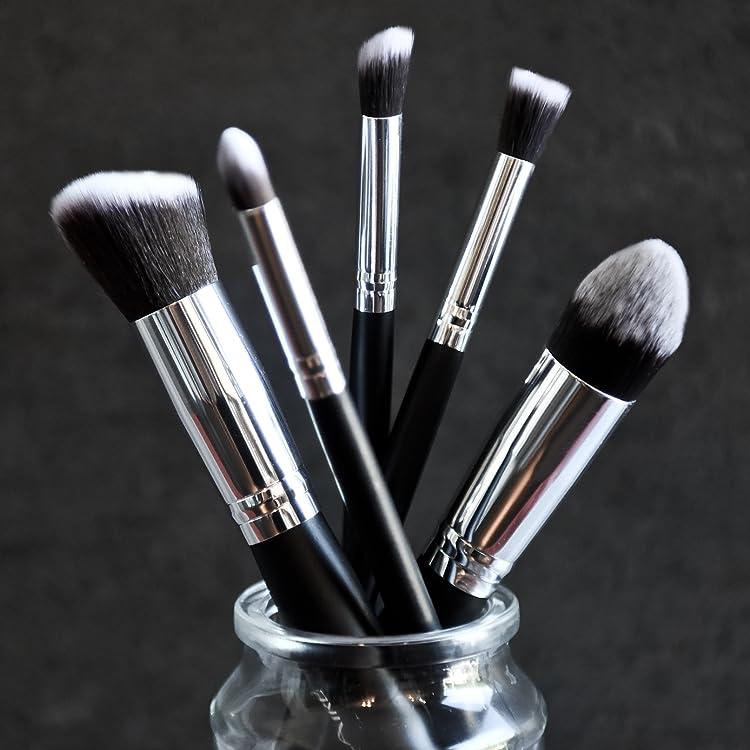 4c18fe369cb0 Amazon.com: SIENNA BLAIRE BEAUTY: Brush Set