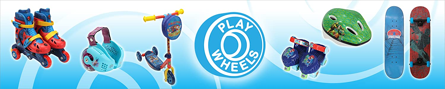 PlayWheels header