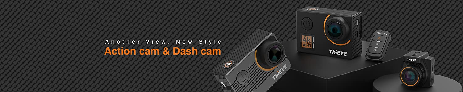 Cable datos USB thieye t5e 4k WiFi action cam i60e DB Power n5 4k Action Camera