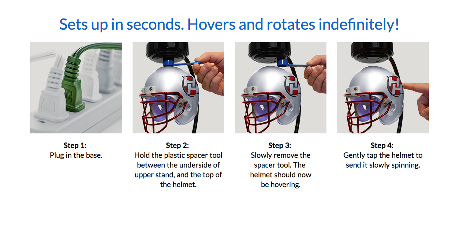0d37e3e24bc Best Sellers from Hover Helmets. NFL ...