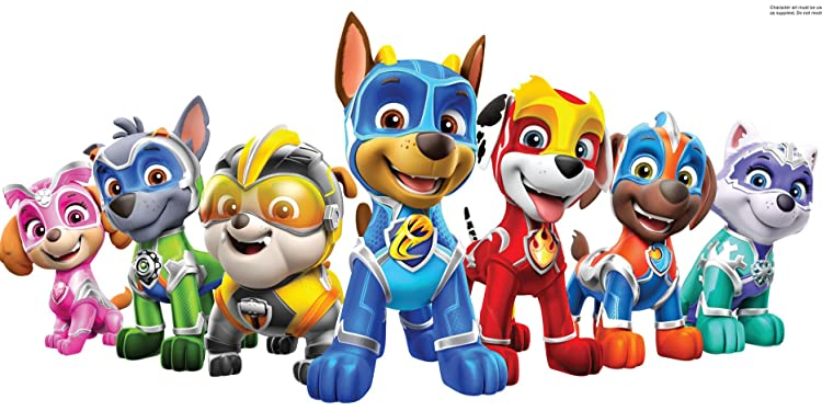 Amazon co uk: Paramount Pictures: Paw Patrol: Mighty Pups