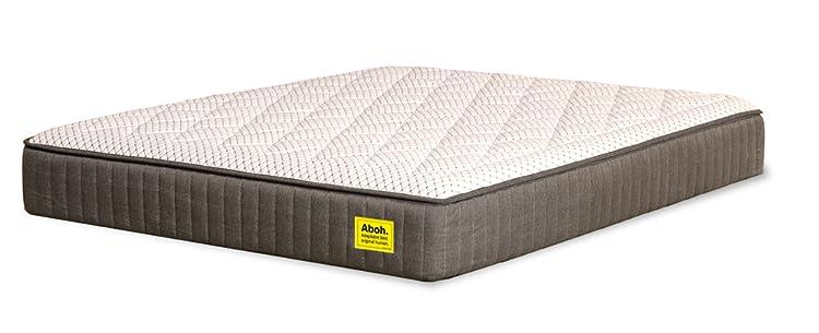 El colchón que usa vuestra altura, peso, corpulencia, género y posición de descanso para configurarse por zonas de firmeza variable.
