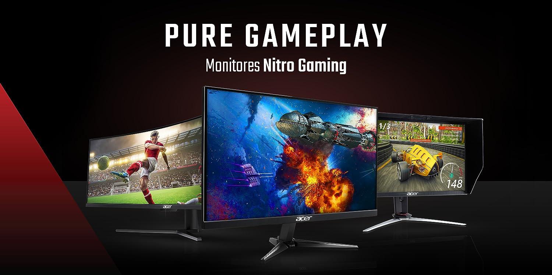 Amazon.es: Acer: Monitores Nitro
