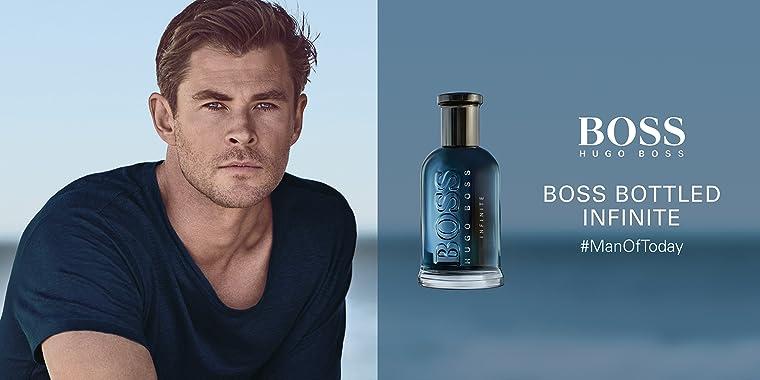 hugo boss chris hemsworth perfume