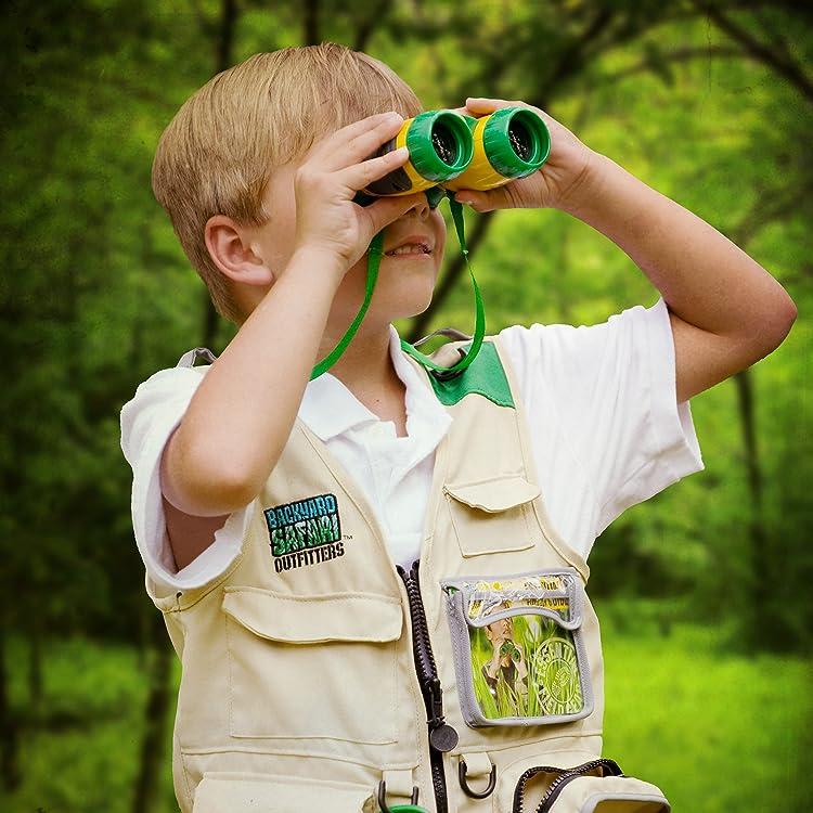 Backyard Safari Outfitters Mini Lantern