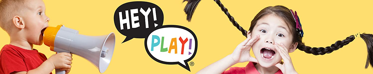 Hey! Play! header