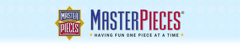 MasterPieces header