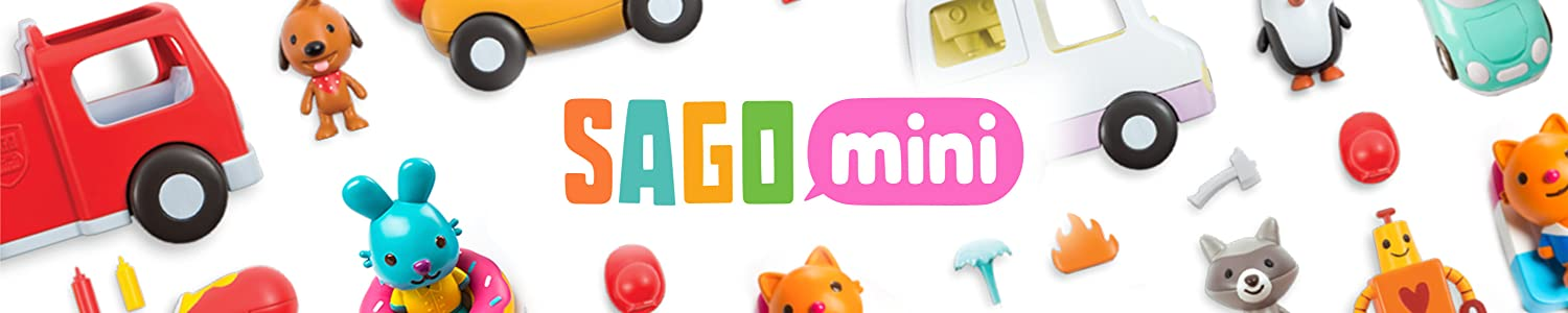 Sago Mini header