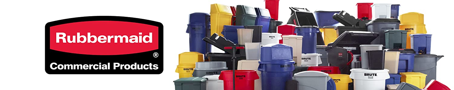 Rubbermaid Commercial Products header