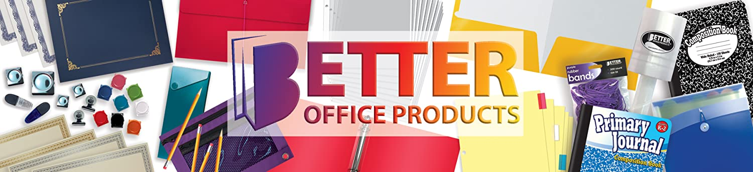 Better Office Products header