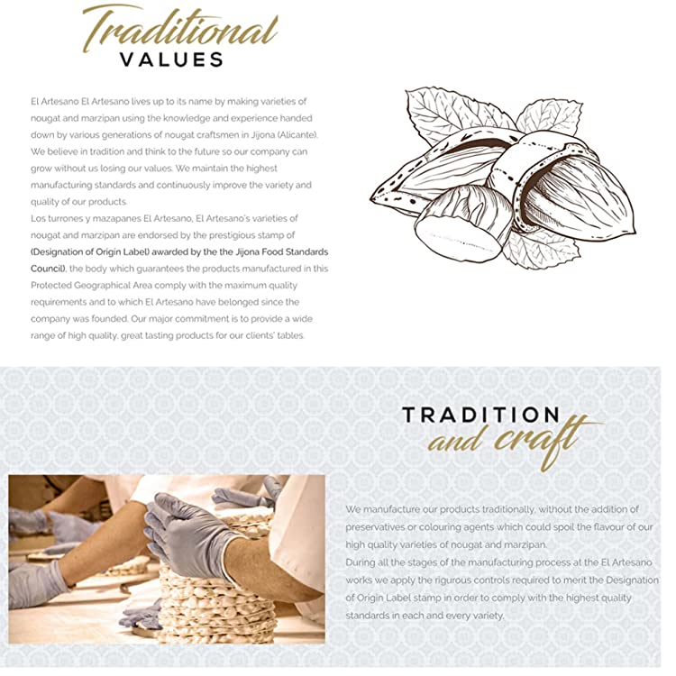 A World of Almonds