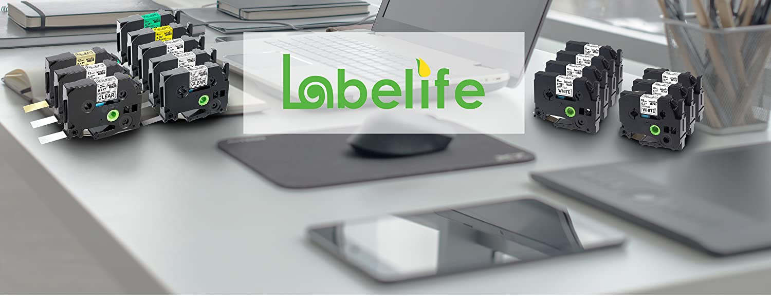 Labelife header