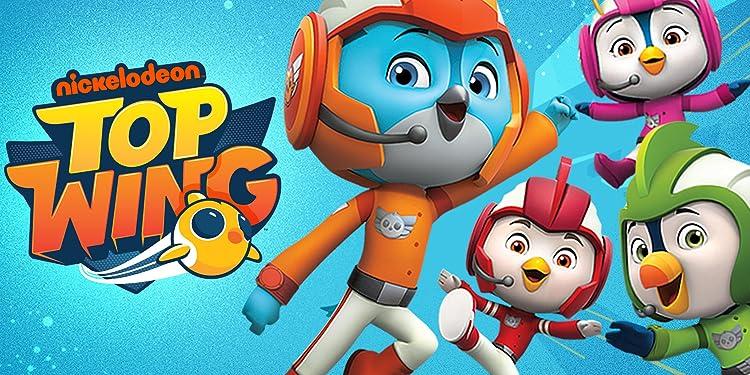 Amazon com: Nickelodeon: Top Wing
