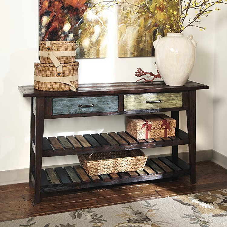 Incredible Amazon Com Ashley Furniture Sofa Tables Interior Design Ideas Gentotryabchikinfo