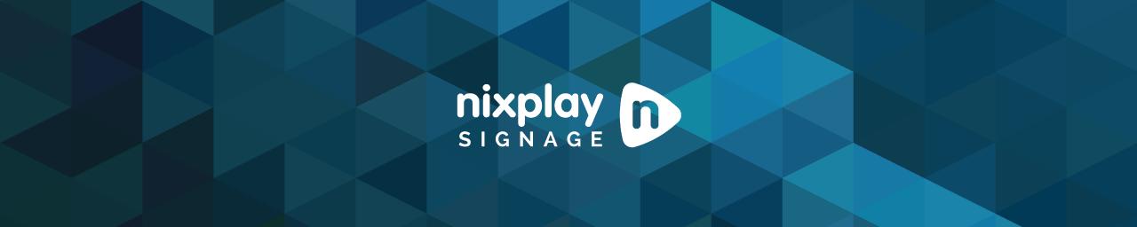 Nixplay Signage image
