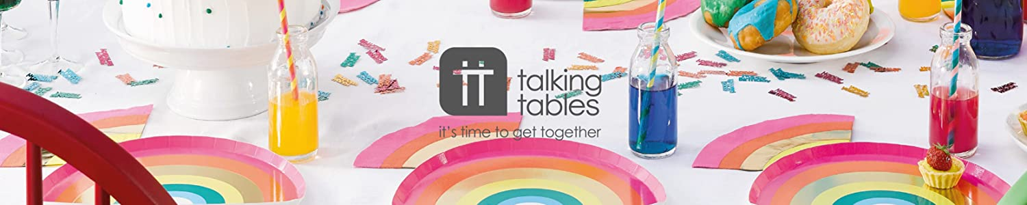 Talking Tables header