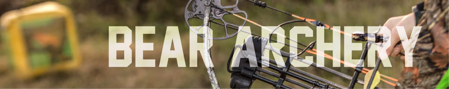 Bear Archery header