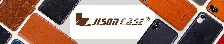 JISONCASE header
