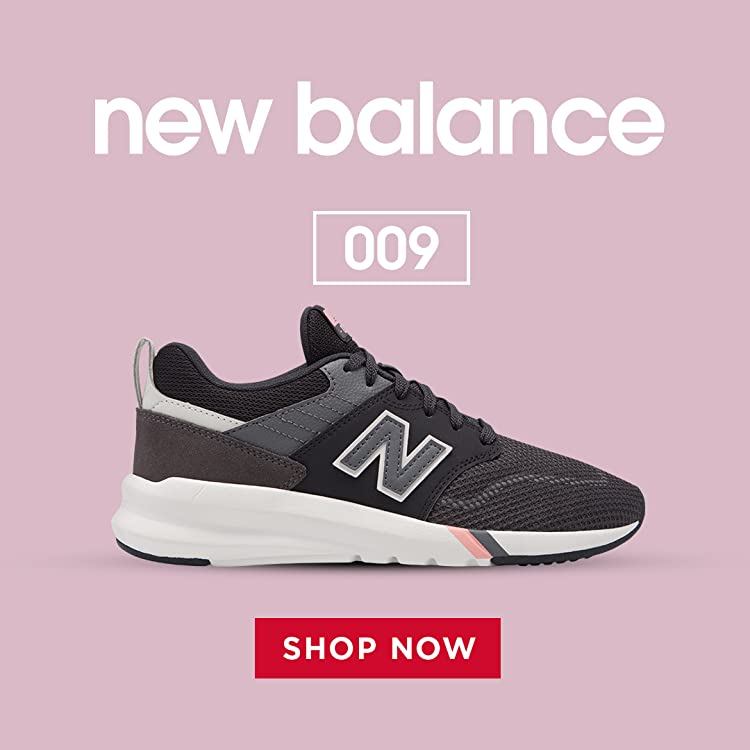 21705cf493ab New Balance Women s 009 V1 Sneaker Light Cliff Grey 7.5 B US