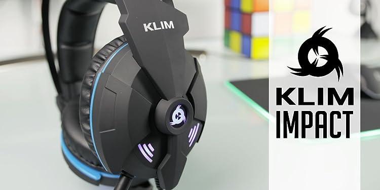 12 Cuscinetti NUOVI Estremamente comodi Nuova Versione 2019 Isolamento dal rumore esterno Memory foam KLIM Cuscinetti per Auricolari 5.5mm