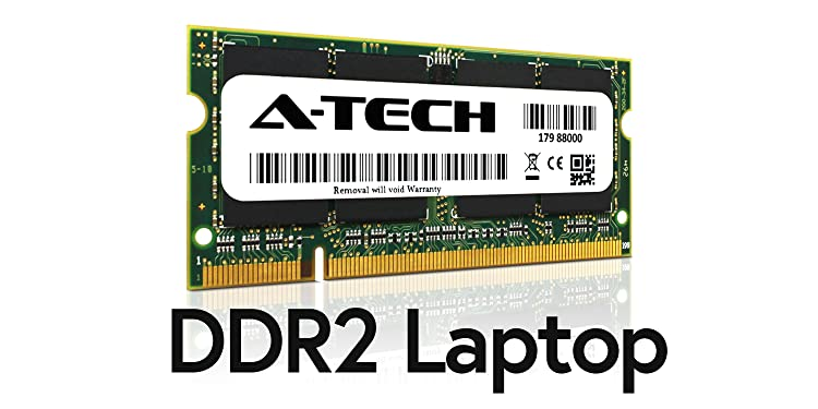 2GB Module DDR2 PC2-6400 SODIMM Memory RAM for Toshiba Mini Notebook NB250-10Q