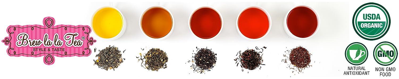 Brew La La Tea image