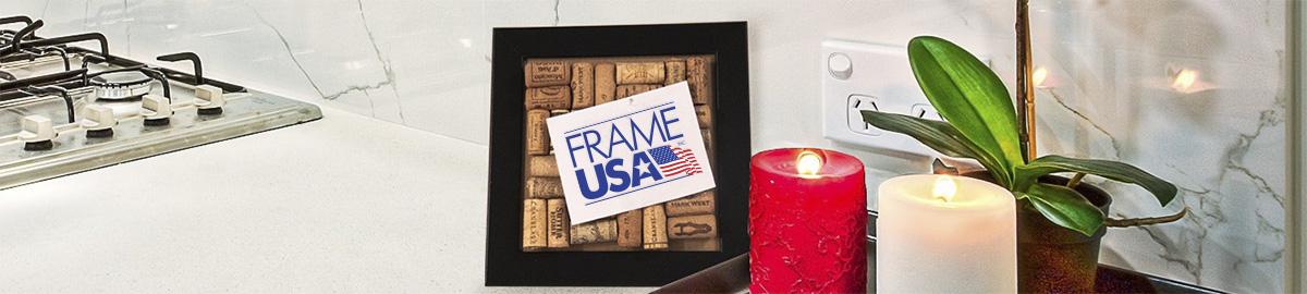 Frame USA header
