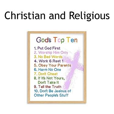 christian & religious wall art