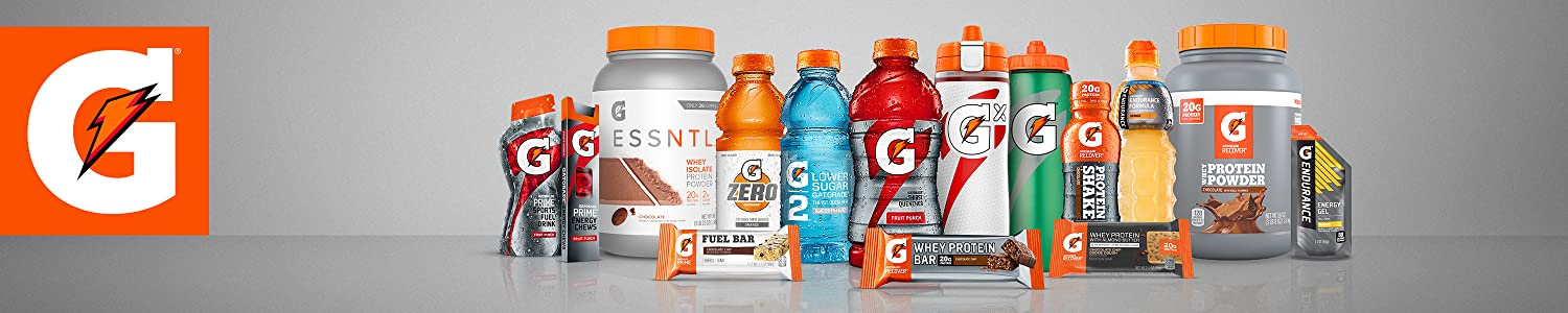 Gatorade header